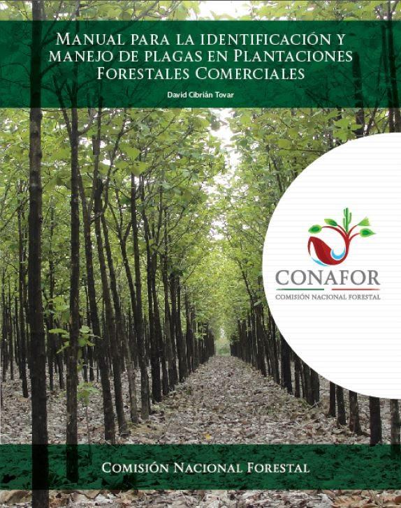 Conafor difunde manual sobre manejo de plagas en for Manejo de viveros forestales